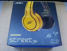 Wholesale Hotselling Best STREET by Cent Wired Headphones cent Over ear Headphones SMS Audio churchill