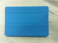 Wholesale For IPad Mini Case Smart Cover Sleep Slim Smart leather Protector Bracket degrees