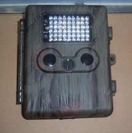 12MP Wildview Wterproof rastro de la caza de la cámara 54 IR LED de visión nocturna w / detector infrarrojo HT-002LI
