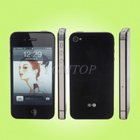 Wholesale F8 quot touchscreen dual sim F8 TV suporrt TF card cell phone