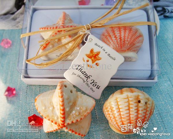 Wholesale Salt Pepper - Buy Wedding Favors Gifts/Starfish And