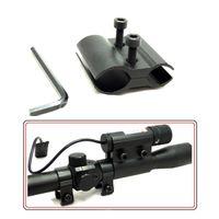 Wholesale QQ06 Univers Barrel Mount for Flashlight Torch Laser Scope sights For Hunt