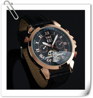 Wholesale luxury men mechanical watch stainless steel date day dive mens automatic wrist watches jaragar