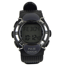 Wholesale Sport Heart Pulse Rate Calorie Counter Watch Monitor Stopwatch Alarm Y3004A