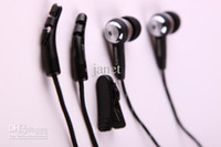 Cell Phones 3.5mm Wired SM-E880 China Earphone SenMai China Headphone Made in China Black Color