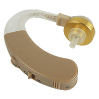 Wholesale Digital Hearing Aids Aid Behind the Ear Adjustable Sound Amplifier Channels Y3006A