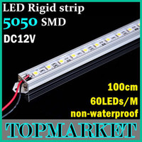 Wholesale DHL SMD cm LEDs non waterproof white warm white LED tube LED rigid strip