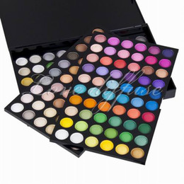 Wholesale Tracking Number Professional Colorful Color Neutral Shimmer EyeShadow Palette Set