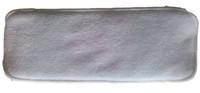 al por mayor pañales de microfibra-El envío libre Wholesale-100pcs lavable 3 capas Microfibre los pañales del pañal del paño del bebé inserta