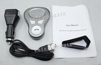 Wholesale Car Desk Bluetooth Handsfree speaker hours for Samsung Galaxy S III GT I9300