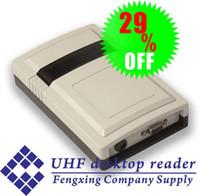 Wholesale UHF RFID Desktop reader and writer Free DHL shipping Free sample card free SDK