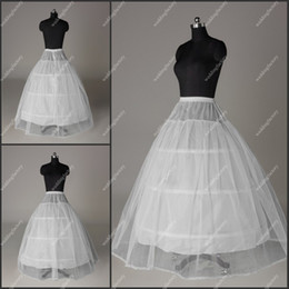 A Line Bridal Petticoats with Steel Suitable for A Line Ball Gown Wedding Dresses Formal Ball Gowns Quinceanera Dress