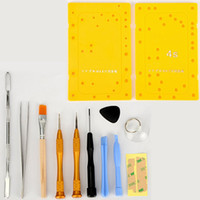 Wholesale New Repair Opening Pry Screwdriver Tools Kit Set Fit for iPhone G S