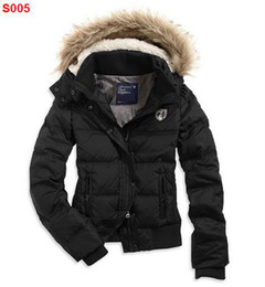 Wholesale NEW hot sale Lady AE color cotton padded jacket quilted jacket brief paragraph clothes down coat