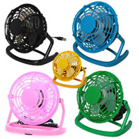 Wholesale Portable Super Mute PC Laptop USB Cooler Cooling Desk Fan Mini Fan USB Fan