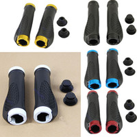 Wholesale 1 Pair Skid proof Soft Handlebar Grip Cover For Mountain Cycling Bike Bicycle