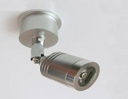 3W LED ceiling spotlight bar light cabinet lamp wall lamp white   warm white 10pcs