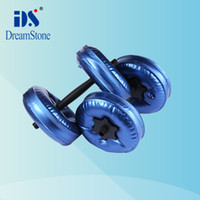 Wholesale Chrismas Products Water Dumbbell have RoHS approved pairs by EMS