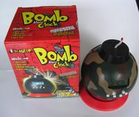 Wholesale NEW arrival bomb clock bomb piggy bomb alarm clock bomb coin box