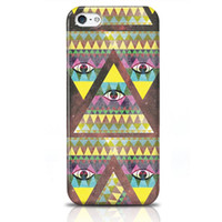 Wholesale Iphone S Case Cheap Cases Iphone Hard Covers Protectors Abstract Eyes Christmas Sale New Item