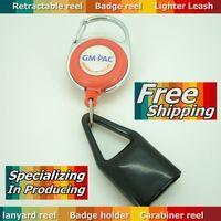 Wholesale Specializing in production Mini Premium Clip Retractable Lighter Holder