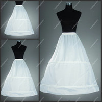 Wholesale A Line Petticoat Tiered Wedding Accessories with Steel Made for A Line Wedding Dresses