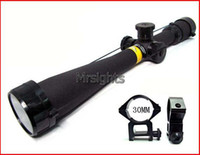 Wholesale High Quality BSA Deerhunter x44 Side Wheel Focus AO Mil Dot Rifle Scope