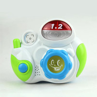 Wholesale 2012 New Year Toy Phone For Baby Music Camera Best Christmas Kids Plastic Toy For Child Play