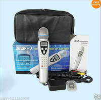 Wholesale Portable SD Karaoke System Player Magic Microphone Sing