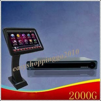 Wholesale Available KTV machine system home karaoke Jukebox Professional inch IR touchscreen