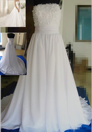 Wholesale 2012 New Cheap Sexy Sleeveless Tulle Sequins Sheath Custom Made Summer Beach Wedding Dresses PR03015