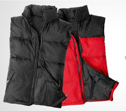 Wholesale 2013 HOT NEW Brand New High Quality Men s Down Vest Down Outerwear Size M L XL XXL