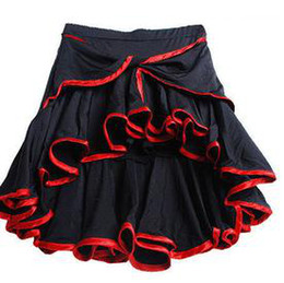 Wholesale Latin dance skirt LianGongFu practice skirt