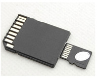 Wholesale New High Capacity G GB MicroSD Micro SD TF Flash Memory Card adapter