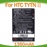 No For HTC  new KAIS160 battery for HTC TyTN II 4550 8925 Tilt p4550 8900,2pcs
