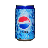 Wholesale Cool Pepsi Mini Speaker USB Disk Sound Box Computer Audio Subwoofers FM Radio Xmas Gift