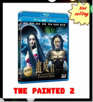 Wholesale New arrivals dvd The painted chinese moive hot selling sealed box amazestore