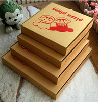 Wholesale Corrugate Pizza Box angelss