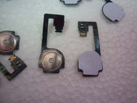 Wholesale for iphone g home button flex cable by