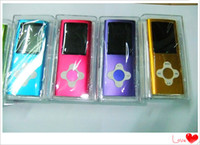 Wholesale FULL SET th Gen quot LCD gb plum cross button MP3 MP4 really nice