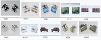 Wholesale NEW MEN Cuff Links Scarf mix