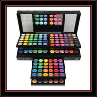 Wholesale 180 Full Color Eyeshadow Palette Colors Eye shadow Primer Makeup With Retail Box