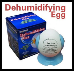 Wholesale Dehumidifier Damp Moisture Absorbing Egg Ceramic dehumidification drying dehumidifier
