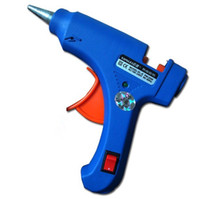 Wholesale Sale Useful Glue Guns Glue Stick W with Switch for Christmas Tree Toys Candy Box Packing