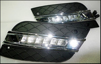 Mercedes-Benz 12V Front Mercedes Benz ML350 LED Daytime Running Lights Kits,High Quality LED DRL,LED Daytime Driving Lights