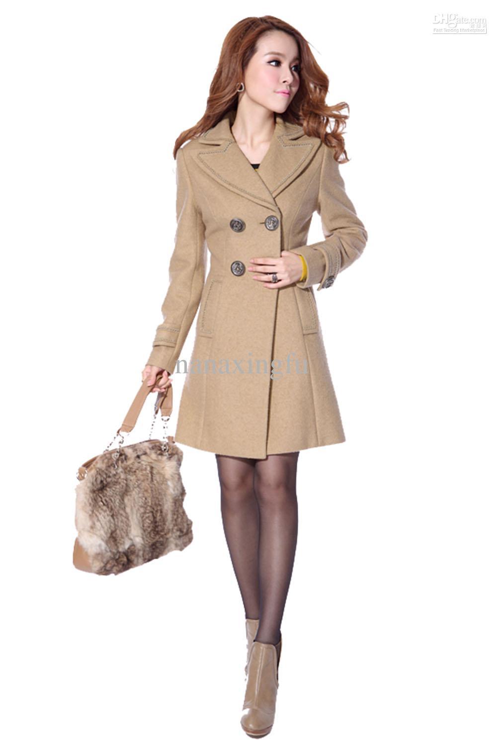 Korean women coat