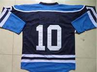 Wholesale Florida Blue White Hockey Jerseys Ice Jersey Winter Sports Wear size
