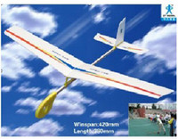 toy glider airplane - glider models Hand throw model airplanes aircraft DIY assembly airplanes model Educational Toys