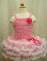 2T-3T as the picture Summer Spring 5pcs baby girl children lace dress chest with flowers baby dress,tutu dress formal dresses
