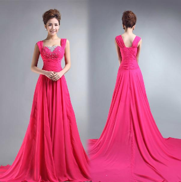 Wedding Dresses With Hot Pink - Wedding Dresses In Redlands